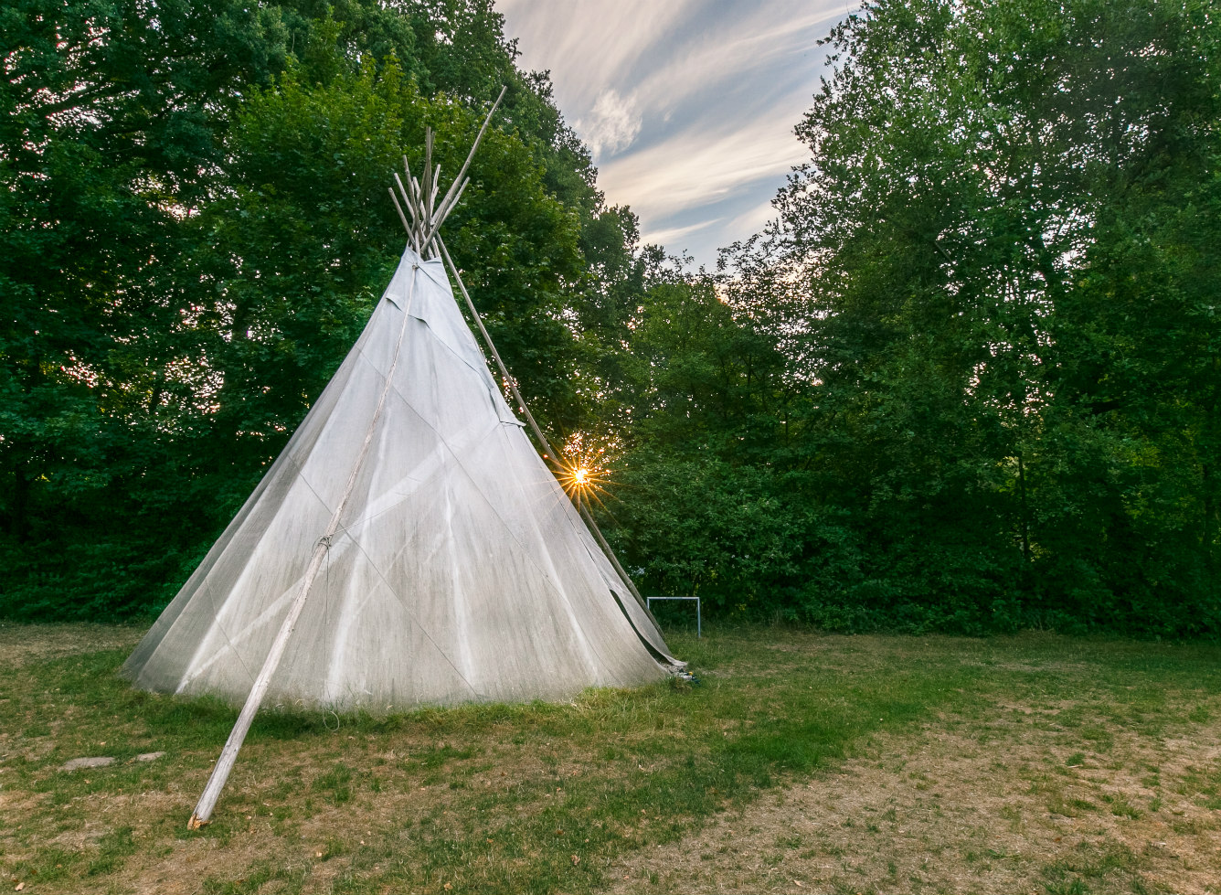 The great tipi
