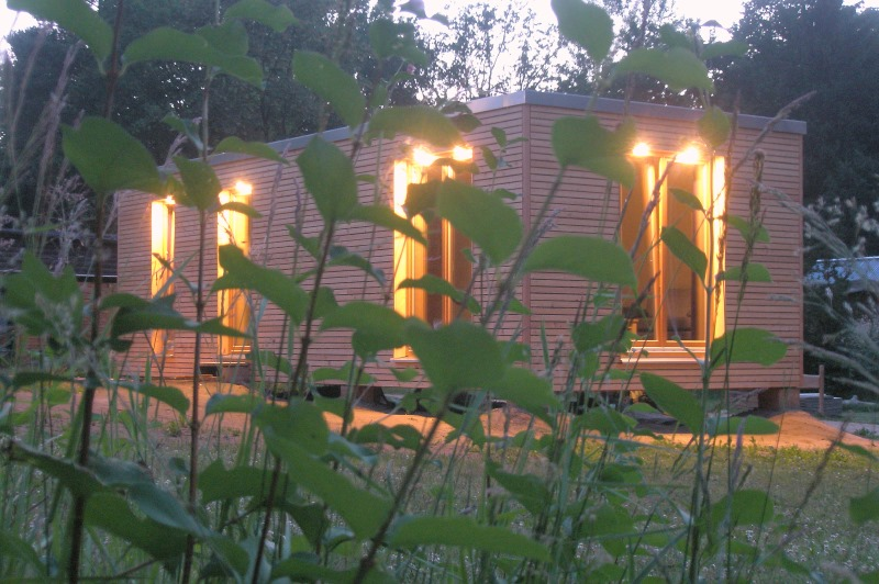Eco-Mobile home