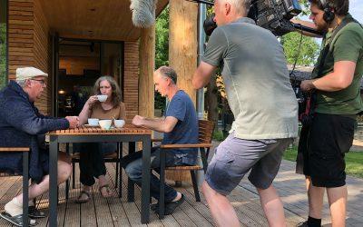 """Nordreportage berichtet: """"Ansturm der Öko-Camper"""""""