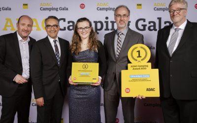 ADAC Camping Gala: Preisträger 2020 (Kategorie Nachhaltigkeit)
